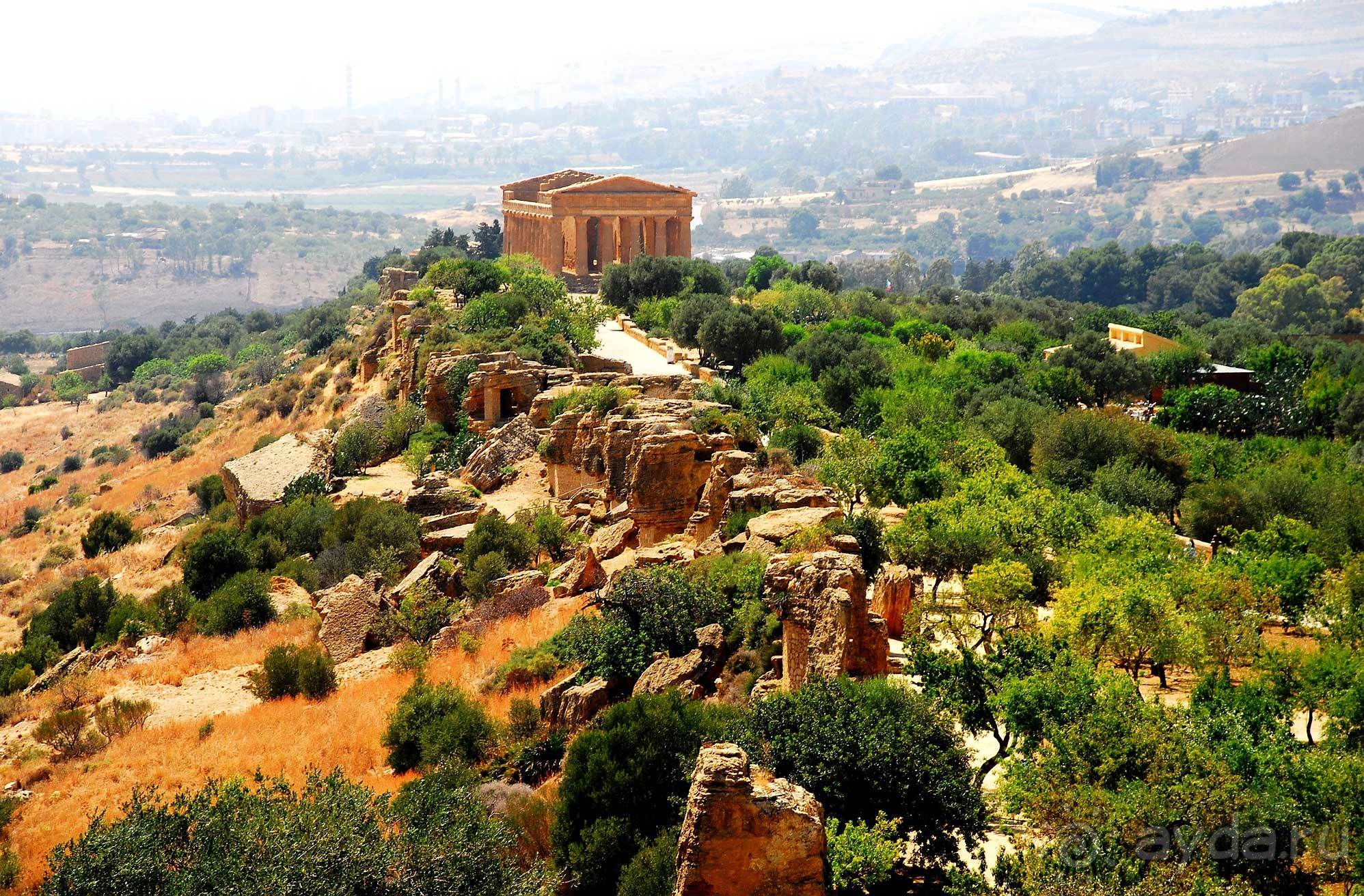 расскажу вам, фотографии памятников агридженто и их название признакам